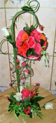 10 идей подарков своими руками на 8 марта (цветы, шкатулки, топиарии).